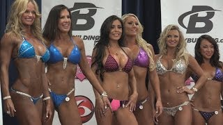 getlinkyoutube.com-Lauren Powers Bikini Contest in 4K