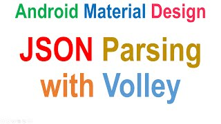 getlinkyoutube.com-249 Android JSON Parsing Tutorial With Volley | coursetro.com