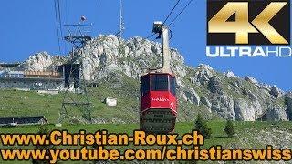 getlinkyoutube.com-UHD/4K - Postcard from Stockhorn, Swiss mountain (filmed with Sony AX100)