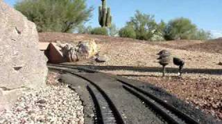 getlinkyoutube.com-The Worlds Largest Garden Railroad! Part 1