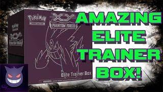 Awesome Phantom Forces Elite Trainer Box!