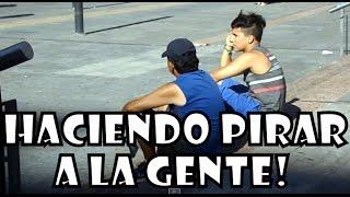 getlinkyoutube.com-HACIENDO PIRAR A LA GENTE (Cámara Oculta) - Dos Bros