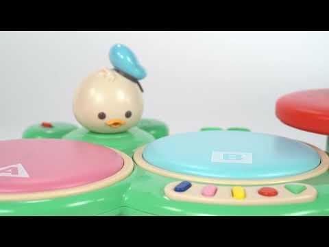 Disney Hooyay Donald Drum Kit