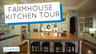 getlinkyoutube.com-My Farmhouse Kitchen Tour