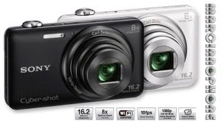 getlinkyoutube.com-Unboxing Cyber-shot DSC-WX80 (Camara para el Vlog)