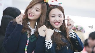 getlinkyoutube.com-TWICE - 子瑜 Tzuyu & 娜璉 Nayeon 娜瑜CP #1