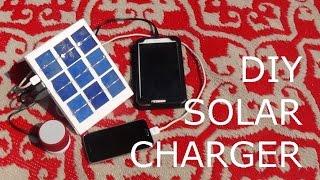 getlinkyoutube.com-how to make a solar phone charger