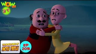 getlinkyoutube.com-Bhoot Bangla - Motu Patlu in Hindi