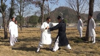 getlinkyoutube.com-Taichi in real fight, the best one