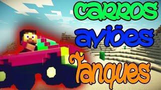getlinkyoutube.com-Minecraft PE - MECH [MOD] - 12.1
