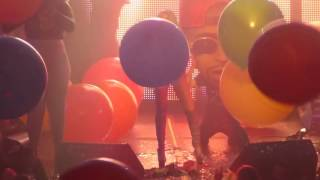 "getlinkyoutube.com-""Love Money Party"" Miley Cyrus & The Flaming Lips@Electric Factory Philadelphia 12/5/15"