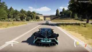 getlinkyoutube.com-Forza Horizon 2 (XOne) - Lamborghini Veneno Gameplay
