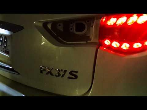 Светодиодные поворотники Инфинити Fx37s