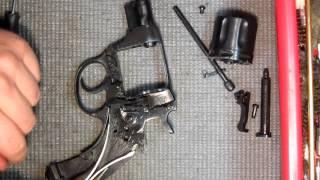 getlinkyoutube.com-M1895 Nagant revolver full disassembly and reassembly