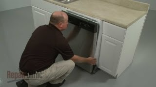 getlinkyoutube.com-Whirlpool Dishwasher Removal and Installation