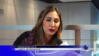 Aly Yacaman nos habla de los labios apasionados y las tendencias 2018
