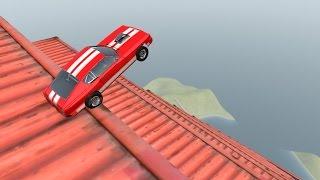 getlinkyoutube.com-BeamNG.drive - Death Falls