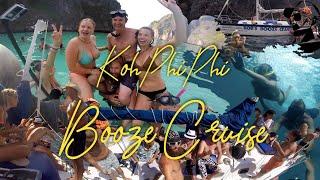 getlinkyoutube.com-Bobs Boose Cruise Koh Phi Phi THAILAND