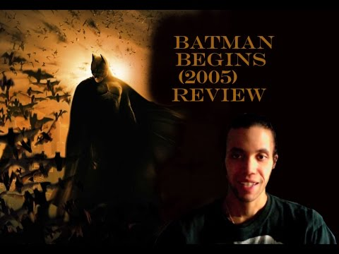 P.M.R.Bonez88's Superhero Movie Review: Batman Begins (2005)