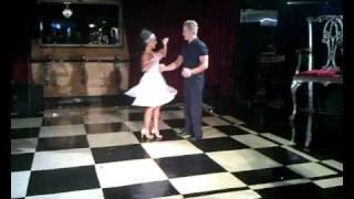 getlinkyoutube.com-Kylie & Davor's Dirty dancing wedding dance 'Time of my life' - AUSTRALIA