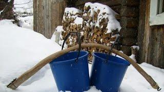 getlinkyoutube.com-Баня водоснабжение холодная и горячая вода