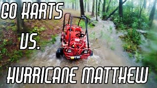 getlinkyoutube.com-Go Karts vs. Hurricane