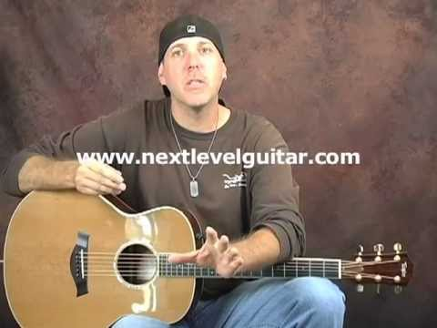 Guitar lesson learn how to change chords and strum with strum patterns beginner pt2