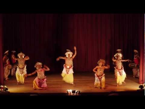 Ves dance / Traditional Kandyan & Low country dances