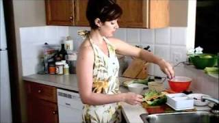 Lettuce Wraps with Jessica Seddona
