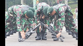 Wow PBB TNI AD ini Rapih sekali...!