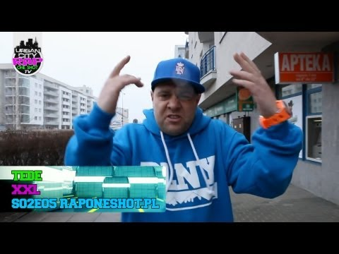 RAP ONE SHOT S02E06: Tede - XXL