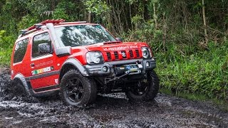 getlinkyoutube.com-Transformação Jimny 4All em 4Sport - Etapa final