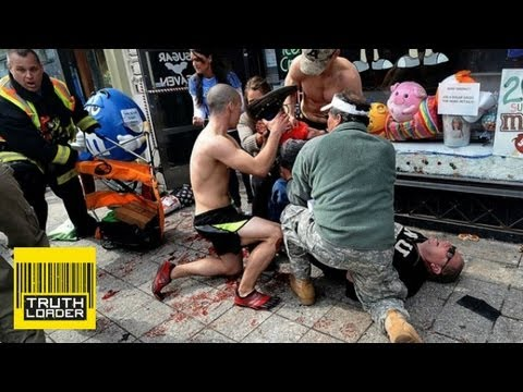 Boston bombs: how do we define terrorism? - Truthloader