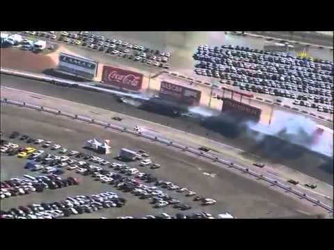 Transmissão ao vivo do Acidente em LAs Vegas - Indy Car - 16 10 11 - Dan Wheldon R. I. P.