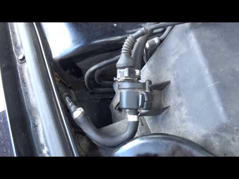 Датчик холостого хода сломался Audi a4 b5 1,6 l