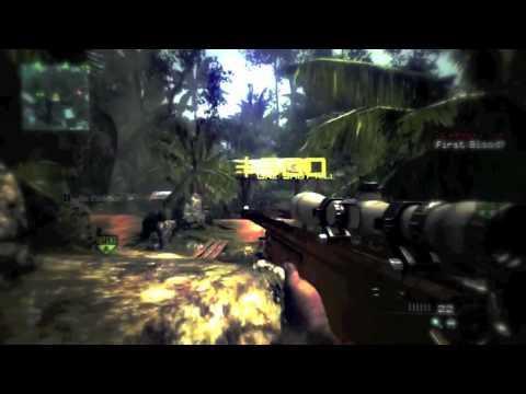 Best Sniper Shot in MW3 Ever (Call of Duty Modern Warfare 3 Sniper)