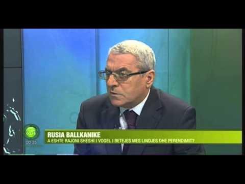 Rusia ballkanike - Top Channel Albania - News - Lajme