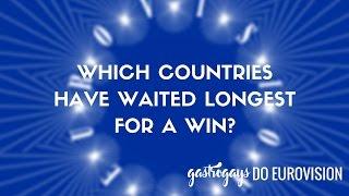 Eurovision FAQs | Long-Awaiting First Wins!