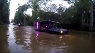 getlinkyoutube.com-Mud Jam 6 River Run Atv Matco Mudsligners swamp trail