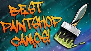 """getlinkyoutube.com-""""BEST PAINTSHOP CAMOS!"""" Pokemon, Superhero, & CSGO Camos in Black Ops 3 (COD BO3 Paintshop)"""