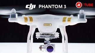 getlinkyoutube.com-Квадрокоптер DJI Phantom 3: новый уровень видеосъёмок