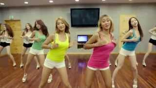 getlinkyoutube.com-[Dance Practice] SISTAR(씨스타)_Touch my body_안무연습 Ver.