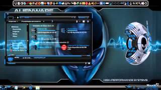 getlinkyoutube.com-Tema HUD Azul  ((( Para Windows 8 )))