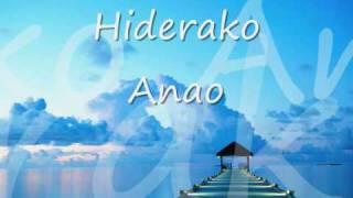 Hiderako Anao