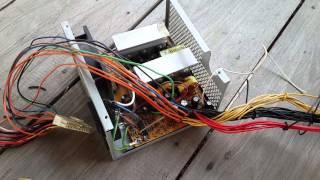 getlinkyoutube.com-ดัดแปลง Power Supply computer เป็น switching