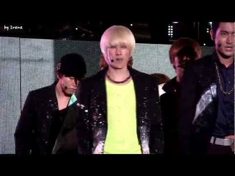 20110813 Incheon Korean Wave Concert Super Junior Mr. Simple Eunhyuk