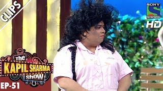 Bumper is fired! -The Kapil Sharma Show-Ep.51-15th Oct 2016