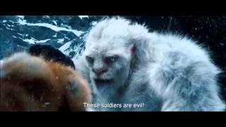 The Mummy 3 - Tomb Of The Dragon Emperor ....Yeti's / Abominable Snowmen Kick Some Ass