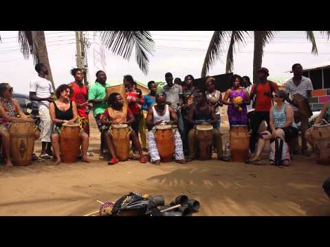 The Salaka Ensemble 2014 Rhythm Power Tour