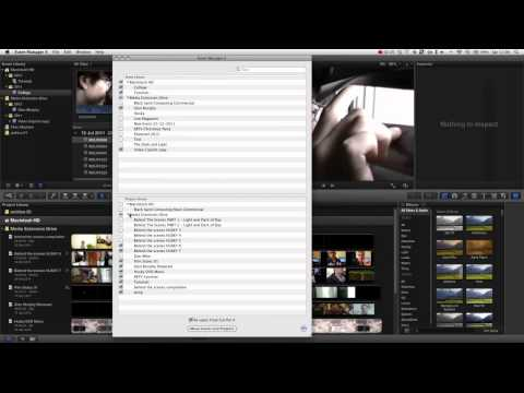 Final Cut Pro X + Event Manager X - Advanced Tutorial